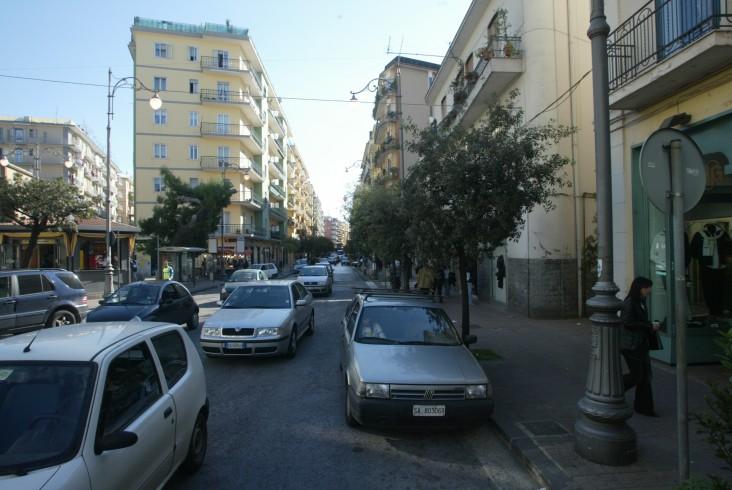 Manutenzione stradale alla zona orientale - aSalerno.it