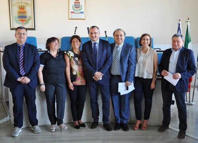 Massimo Cariello presenta la squadra di governo - aSalerno.it