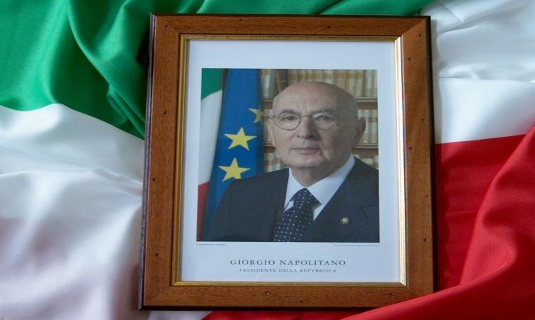 Arriva Mattarella a Palazzo di Città, sostituite le foto di Napolitano - aSalerno.it