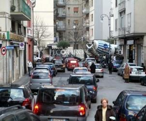 Salerno :  via vernieri