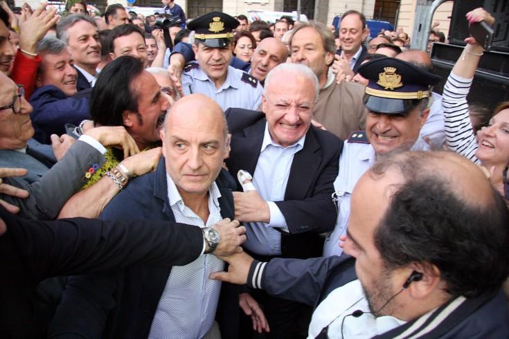 De Luca resta dov'è, i giudici rigettano l'istanza - aSalerno.it