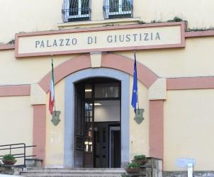 SAL - tribunale nocera (Foto Tanopress)