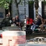 13 07 2015 Salerno Reportage Piazza San Francesco