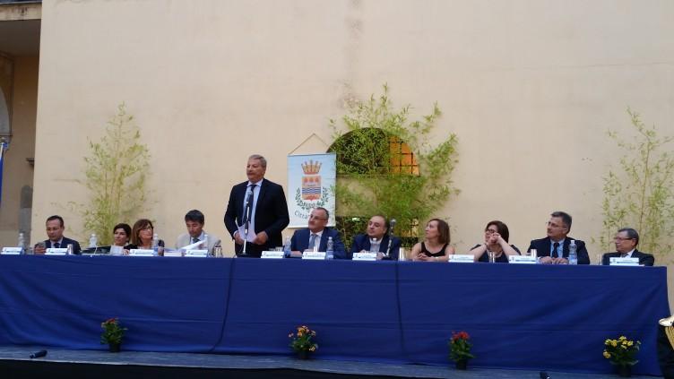 Primo consiglio comunale a Eboli, insediati gli eletti - aSalerno.it