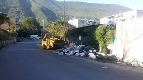 Nocera Inferiore: ripulita Montevescovado - aSalerno.it