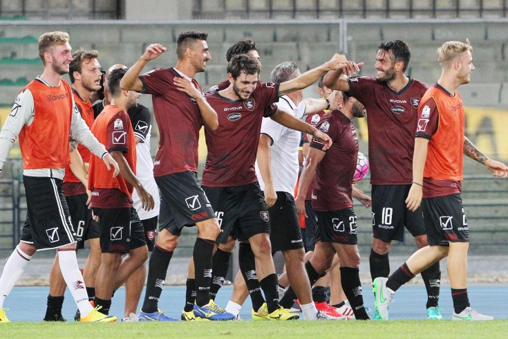 Salernitana, tre test prima del campionato - aSalerno.it