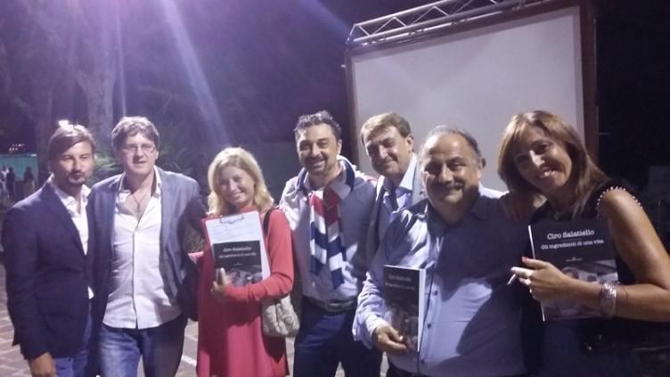 Un libro sotto le stelle, grande successo per l'ottava edizione - aSalerno.it
