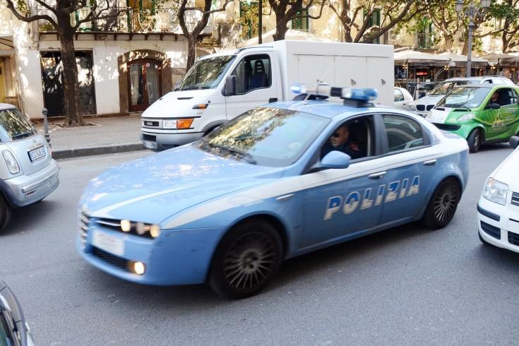 Furto al centro, arrestati due stranieri - aSalerno.it