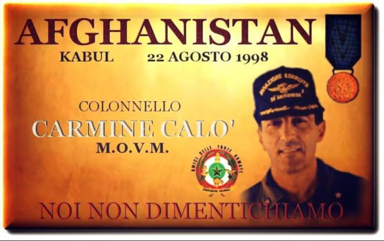Eboli ricorda il colonnello Carmine Calò - aSalerno.it