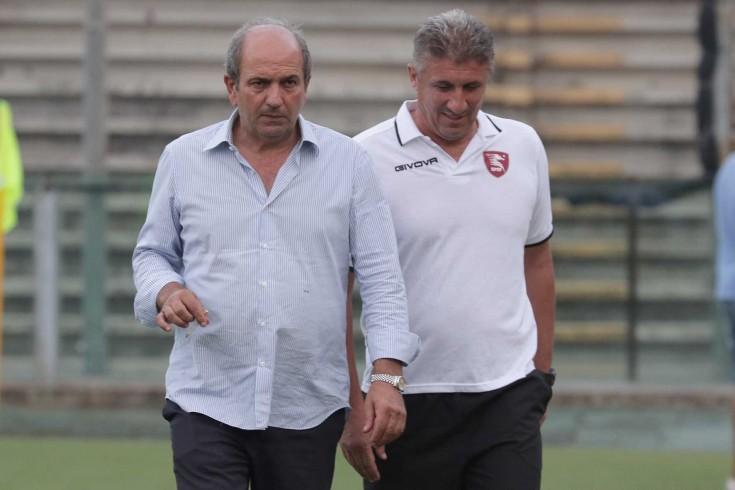 Torrente prova a blindare la difesa - aSalerno.it