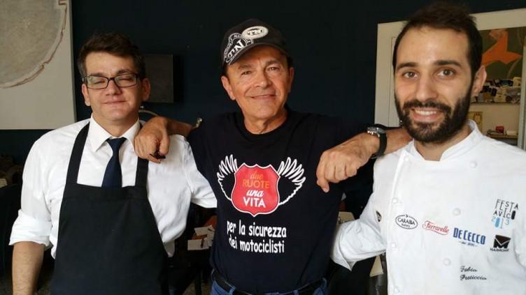 """Eboli, Dodi Battaglia fa tappa al """"Papavero"""" - aSalerno.it"""