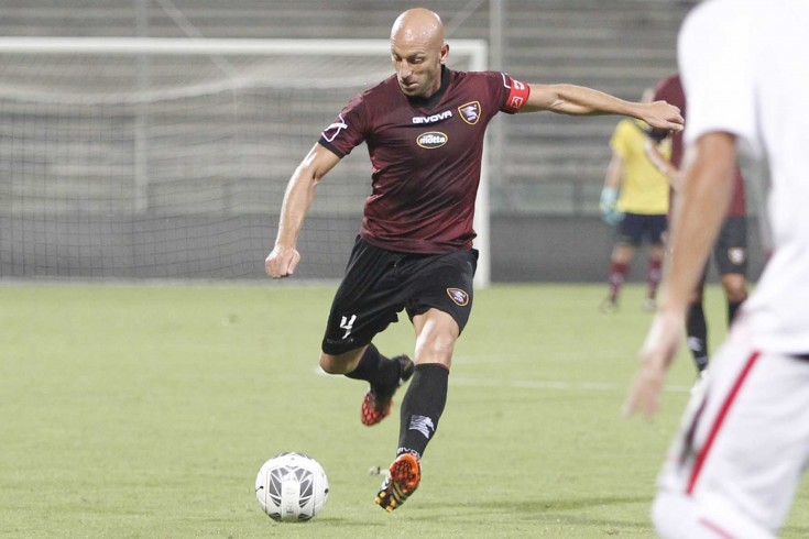 Carica Pestrin: «Vogliamo vincere il derby» - aSalerno.it