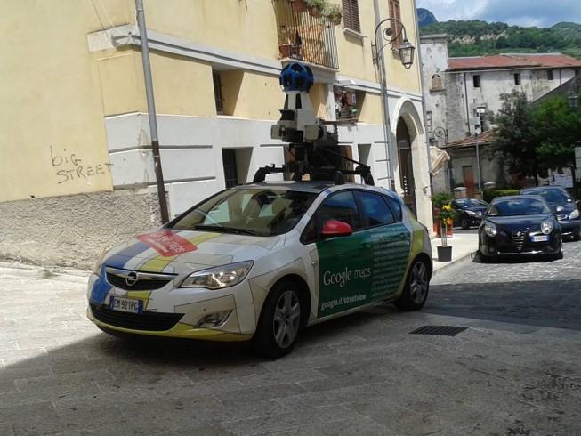 Eboli, Google Street View nel centro storico - aSalerno.it