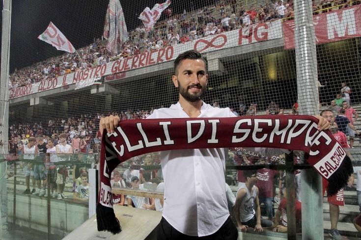 Coda riparte da Brescia, l'attaccante è pronto a prendersi la Salernitana - aSalerno.it