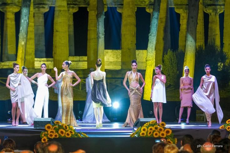 """Capaccio, presentato il Brand """"Paestum Couture"""" - aSalerno.it"""