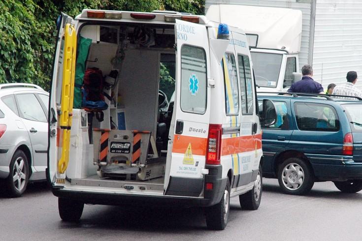 San Severino, uomo di 250kg salvato dall'ambulanza bariatrica - aSalerno.it