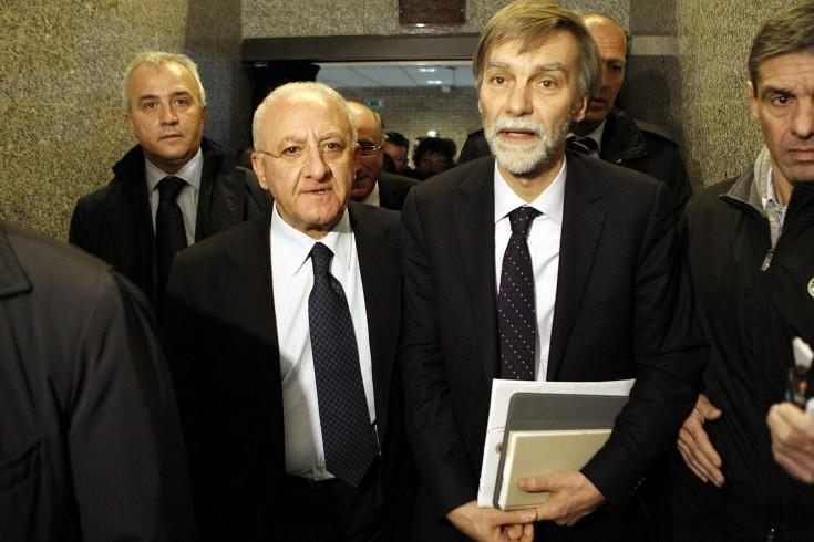 Il Ministro Delrio mercoledi alla Stazione Marittima di Salerno - aSalerno.it