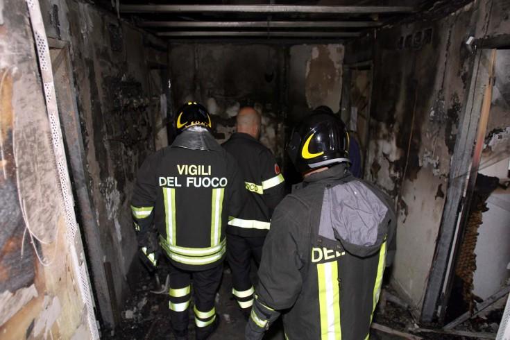 Eboli: incendiato capannone agricolo, non si esclude la pista dolosa - aSalerno.it