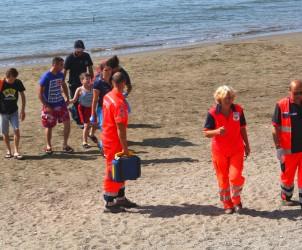 humanitas spiaggia