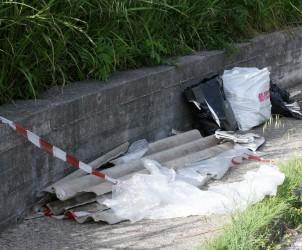 04 05 2013 Salerno, amianto nei pressi dell'IC San Tommaso d'Aquino
