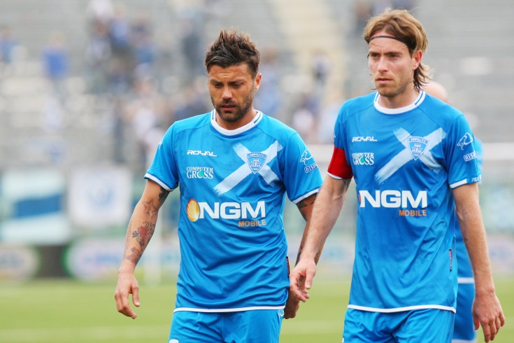 Davide e Ciccio: 7 anni fianco a fianco, ora rivali nel derby - aSalerno.it