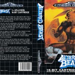 altered beast sega mega drive cover