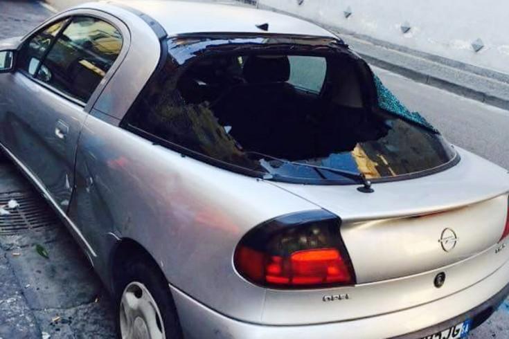 Pagani, distrutta auto di una giornalista - aSalerno.it