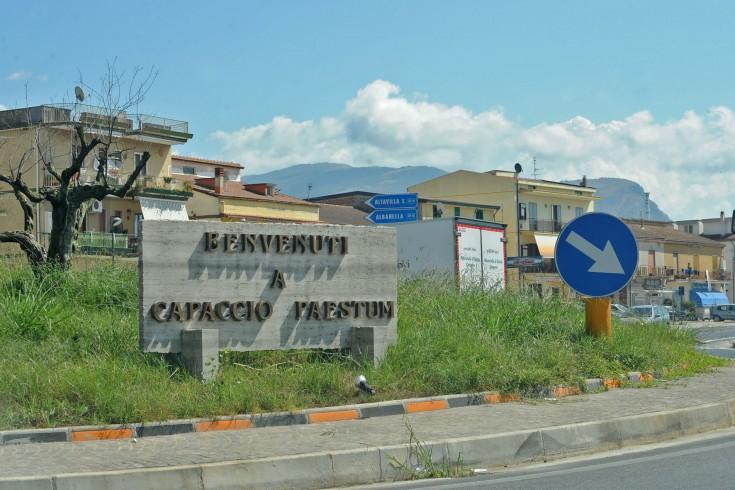 Capaccio, sabato inaugurazione della nuova piazza Basilica - aSalerno.it