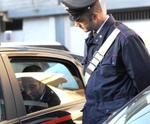 Sal : operazione arresti carabinieri nocera inferiore (foto Francesco Pecoraro)