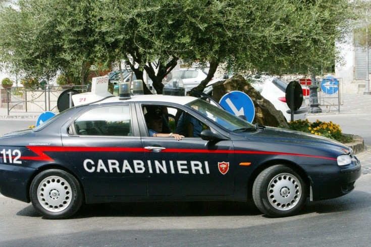 Tenta la fuga su una storica Fiat 500: troppo lento, arrestato 32enne - aSalerno.it
