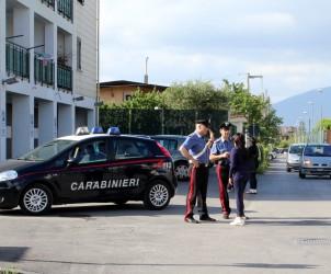 27 05 2014 Angri Suicidio Carabiniere.