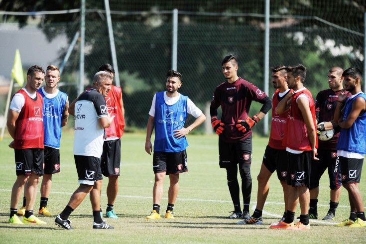 Salernitana, cambio di programma - aSalerno.it