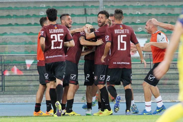 Bovo: «Felice per il gol e il risultato. Vogliamo andare a Roma» - aSalerno.it