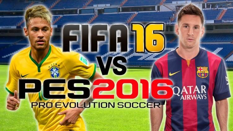 Fifa 16 contro Pes 2016, la sfida infinita è servita - aSalerno.it
