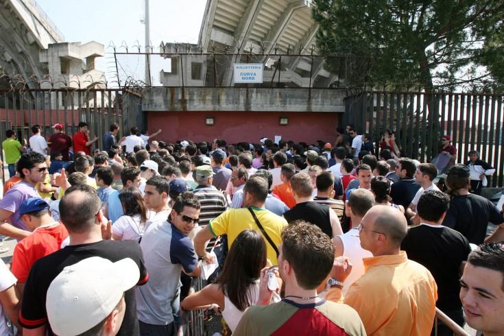 Ritorno playout, domani parte la prevendita: Curva Sud a 9 euro - aSalerno.it