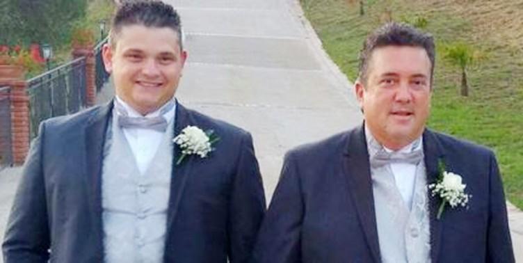 Nozze gay in Cilento: Nicholas e Dario uniti in matrimonio - aSalerno.it
