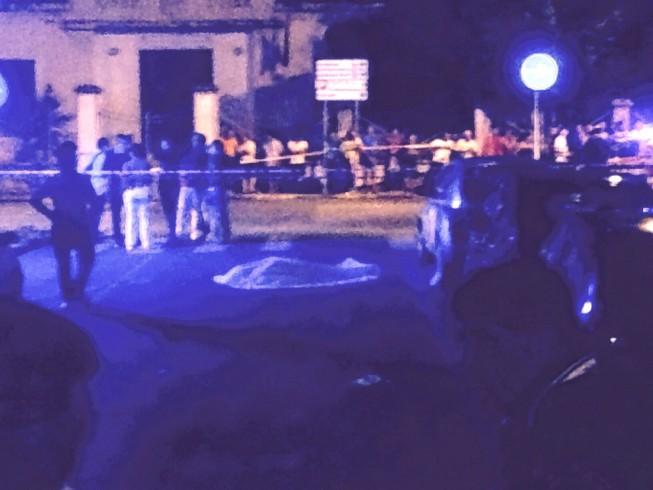 Pontecagnano, esecuzione in strada davanti a moglie e nipote - aSalerno.it