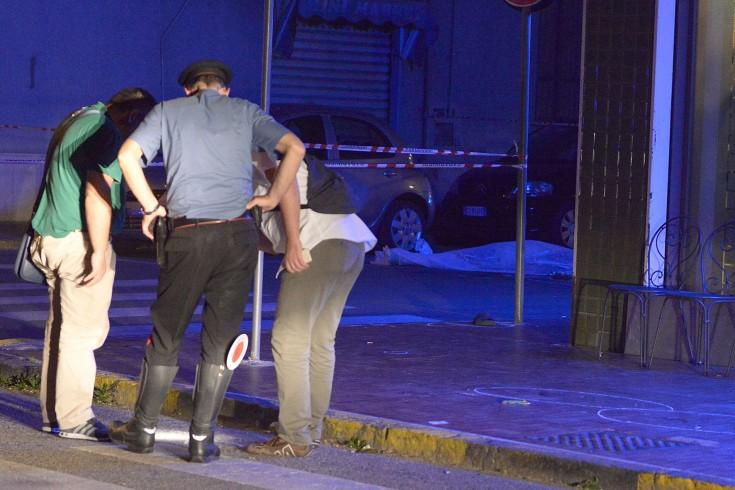 Pontecagnano, ucciso titolare ditta autotrasporti - aSalerno.it