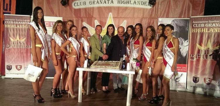 Miss Granata 2015: Chiara Arpino si aggiudica la tappa di Baronissi - aSalerno.it