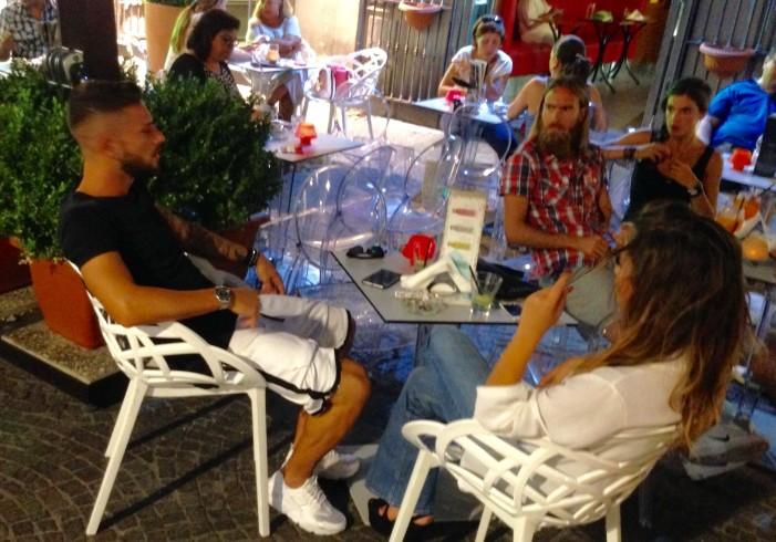 Ultimo aperitivo a Salerno per Andrea Russotto - aSalerno.it