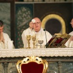 03 08 2015 Salerno Cerimonia di Insediamento in Duomo del nuovo Parroco don Michele Pecoraro