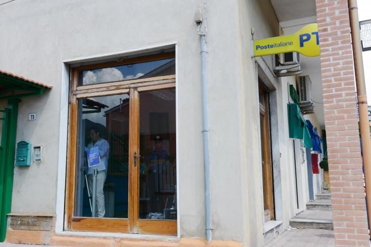 Matierno, Poste ancora chiuse dopo tentata rapina: disagi per i residenti - aSalerno.it