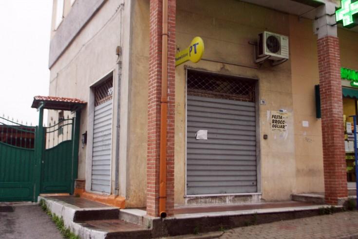 Dopo la rapina, chiudono le Poste di Matierno - aSalerno.it