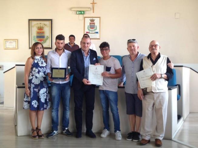 Eboli premia il campione italiano di biliardo sportivo Cosimo Gallotta - aSalerno.it