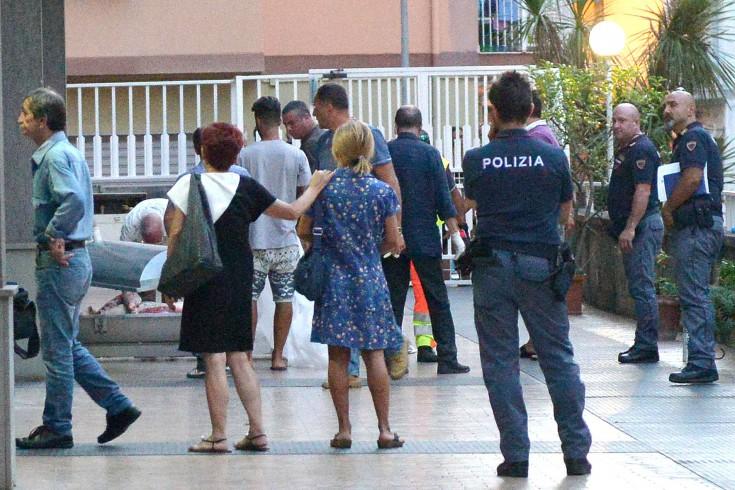 Choc a Torrione, giovane si lancia dal balcone - aSalerno.it
