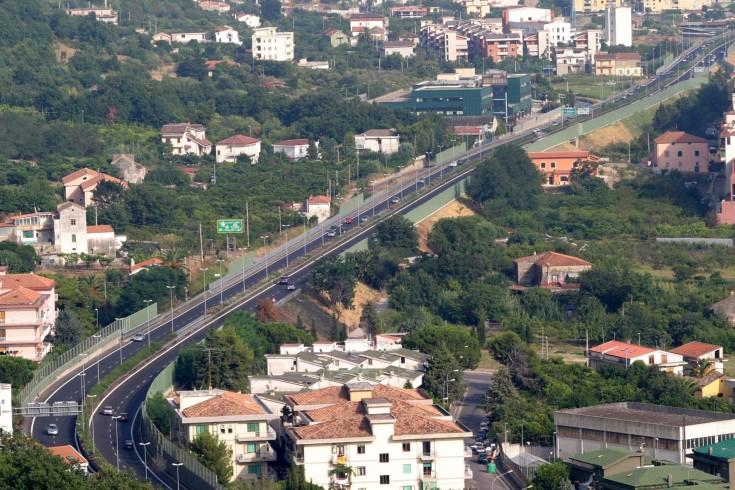 Anas: lavori in Tangenziale, ecco gli orari e i giorni in cui cambia la viabilità - aSalerno.it