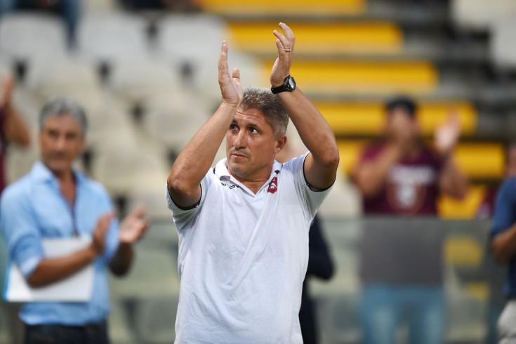 """Torrente: """"4-2-3-1? Soluzione valida, ma a gara in corso"""" - aSalerno.it"""