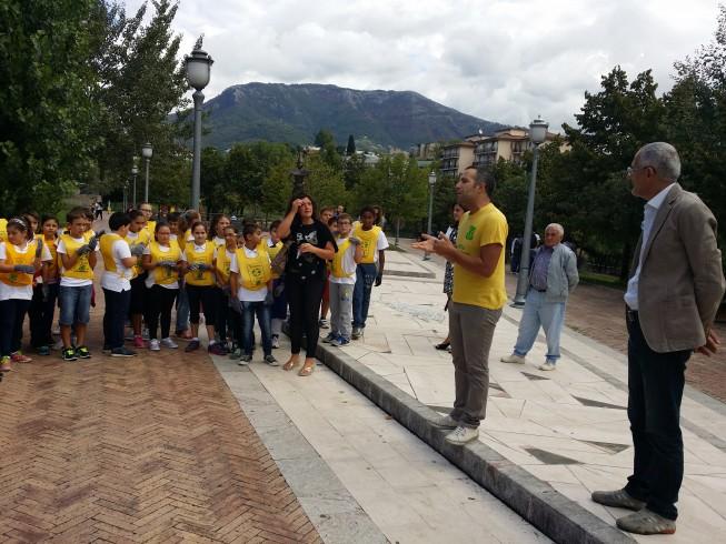 """""""Puliamo il mondo"""" al via la manifestazione di Legambiente - aSalerno.it"""