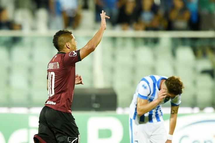 Gabionetta trascina la Salernitana a suon di gol - aSalerno.it