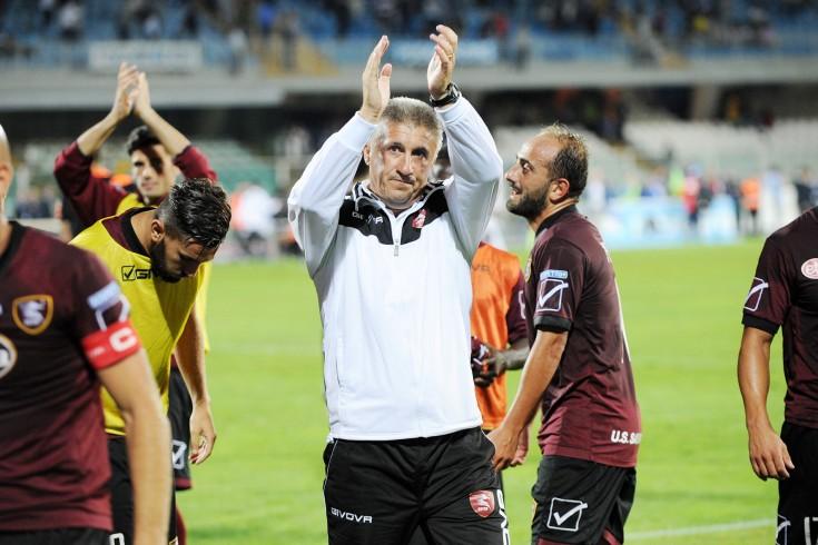 """Torrente elogia la squadra: """"Bravi a non mollare"""" - aSalerno.it"""